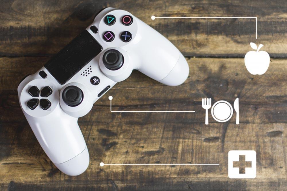 Foodtech : serious game et alimentation saine et équilibrée